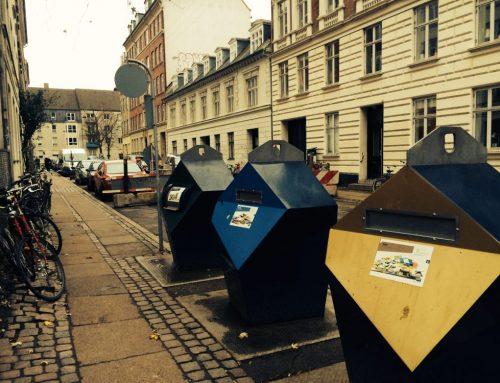 Studierapport: Affaldssortering i det offentlige rum