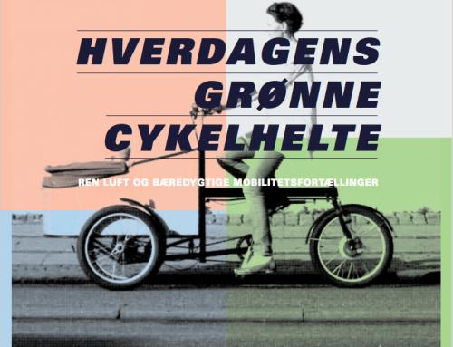 Hverdagens Grønne Cykelhelte